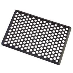 Vivid Colours Rubber Honey Comb Door Mats
