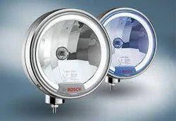 Aluminium Warm White Bosch Auxiliary Automotive Lamps
