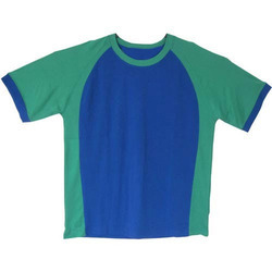 Mens Round Neck Sports T-Shirt