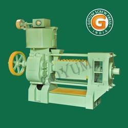 Automatic Oil Extruder Machine