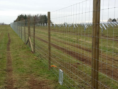 Solar Power Fencing At Rs 110000 Piece Solar Fence
