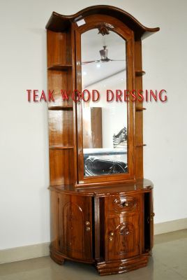 High Quality Teak Wood Dressing Table