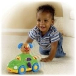 Fisher Price Laugh And Learn Puppys Learning Car