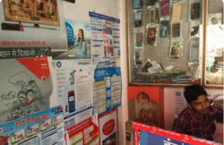 Mobile Recharge Shop