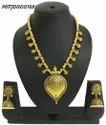 Pegasi Global Golden Festival Designer Gold Necklace Set