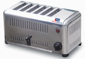 6 Slice Stainless Steel Toaster