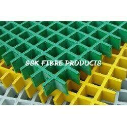 Pultruded Fibreglass Gratings