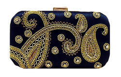 Designer Evening Box Clutch