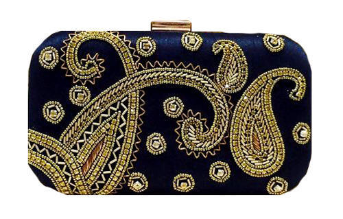 Designer Box Clutch - Designer Evening Box Clutch Manufacturer from Delhi a4d6d8bc3d9ba