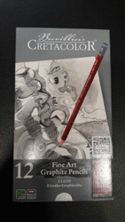 Cretacolor Graphite Pencils