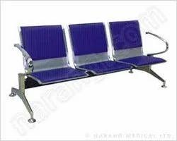 Waiting Steel Chair