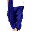 Royal Blue Ladies Salwar