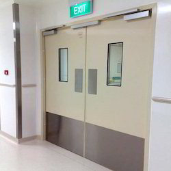 Pharmaceutical Air Tight Doors