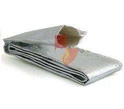 Aluminised Silica Sleeve