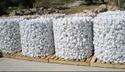 White Garden Pebbles