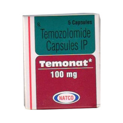 Temozolomide Capsules IP for Hospital