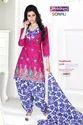 Patiya Print & Work Suit