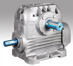 Under Driven Gearboxes