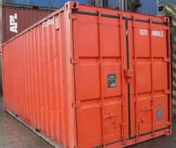 Cargo Container Service, Global, Mode Type: Offline
