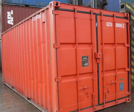 Cargo Container Service - Shipping Container Services
