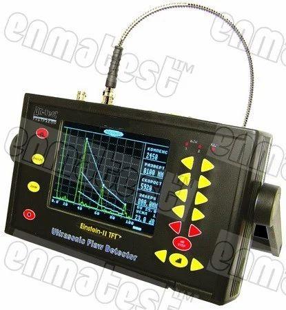 Ultrasonic Flaw Detectors - EINSTEIN II TFT Ultrasonic Flaw