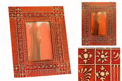 Metal Painted Photo Frame