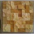 Natural Split Face Sand Stone Mosaic Tile