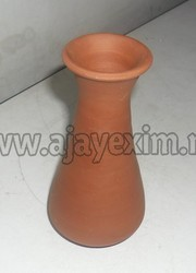 Clay Mini Gorgeous Flower Vase