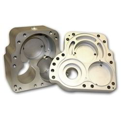 Aluminium CNC Milling Machine Part Service For Industrial, Packaging Type: Box