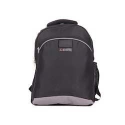 Grey Laptop Backpack Bag