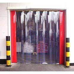 Outdoor PVC Strip Curtain
