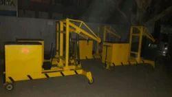 G Model Mobile Floor Crane