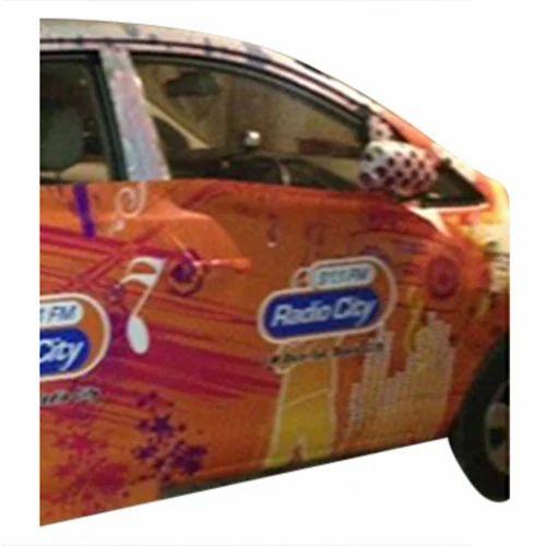 Vinyl Car Stickers Printing Service In New Delhi Adzone