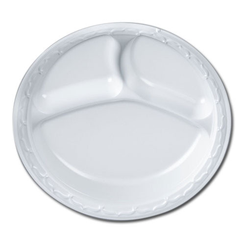 3 compartment disposable plates sisodia and sons agra id