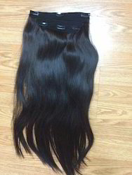 Clip On Extensions Human Hair