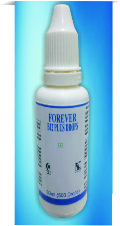 Forever B 12 Plus Drops