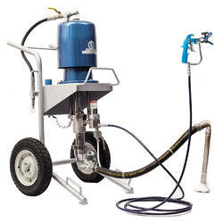 Pneumatically Driven Airless Sprayers