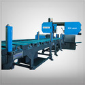 Indotech Automatic Swing Arm Band Saw Machine, For Industrial