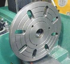 Lathe Machine Face Plate