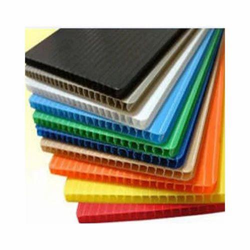sunpack corrugated plastic sheets size inch 72 rs 65 sheet id 10982524291. Black Bedroom Furniture Sets. Home Design Ideas