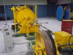 Basket Type Stranding Machine