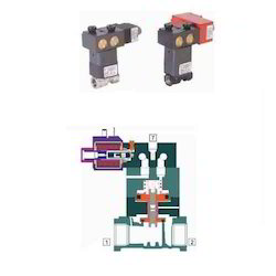 Piston External Air Operated Bi-Directional Solenoid Valves