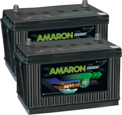 Amaron Heavy Duty Batteries