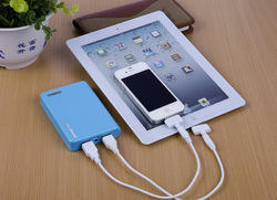 Blue Power Bank