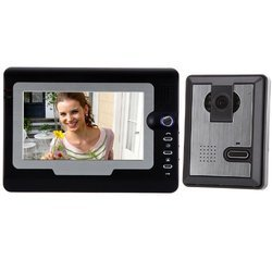 Color Handsfree Video Door Phone