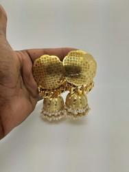 Jali Jaipuri Jhumka Earring