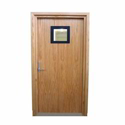 Plywood Sound Proof Flush Doors