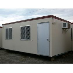 Movable Site Office Cabin