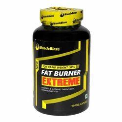 Fat Burner Extreme Muscle Blaze