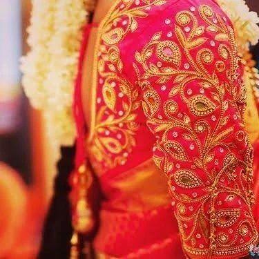 Bridal Blouse Designing